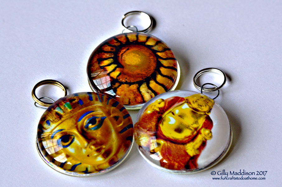 Easy to make glass pendants no bezel or tray needed fun crafts easy to make glass pendants no bezel or tray needed aloadofball Images